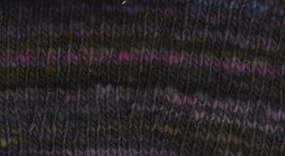 Yarn swatch, spincyle308