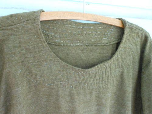 Mud flat shirt