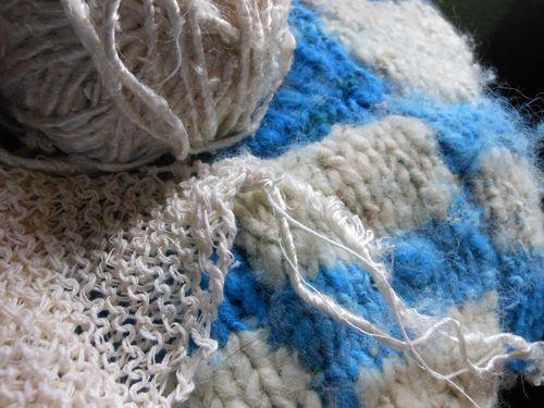 Adding bannana yarn
