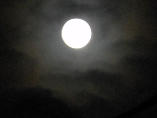 Moon focus