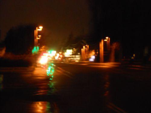 Bus stop am