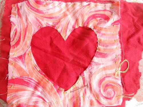 Ragged hearts