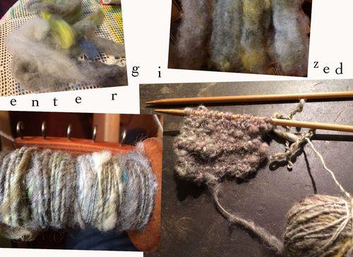 Winter yarn