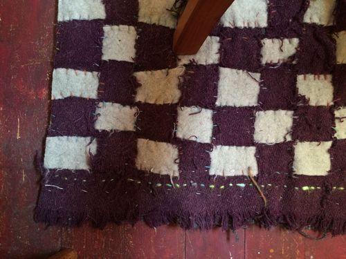 Blanket rug