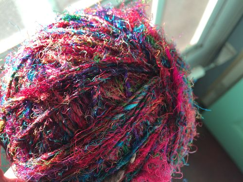 Ready to crochet