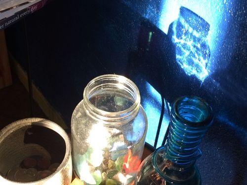 Shadow plus jar