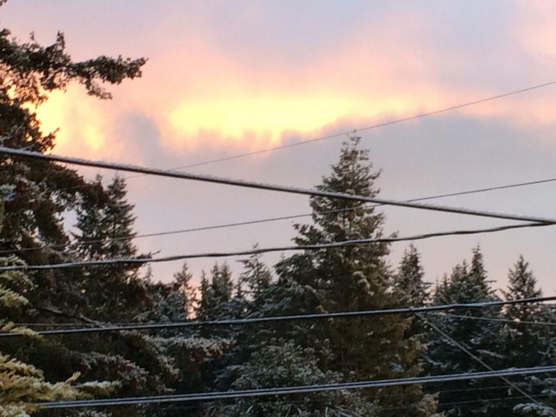 January 1 sky