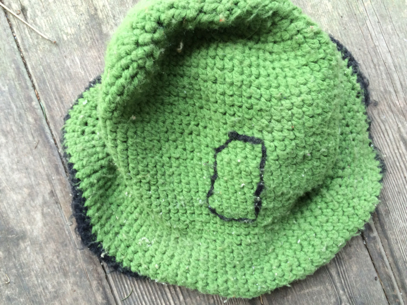 A hat from childhood