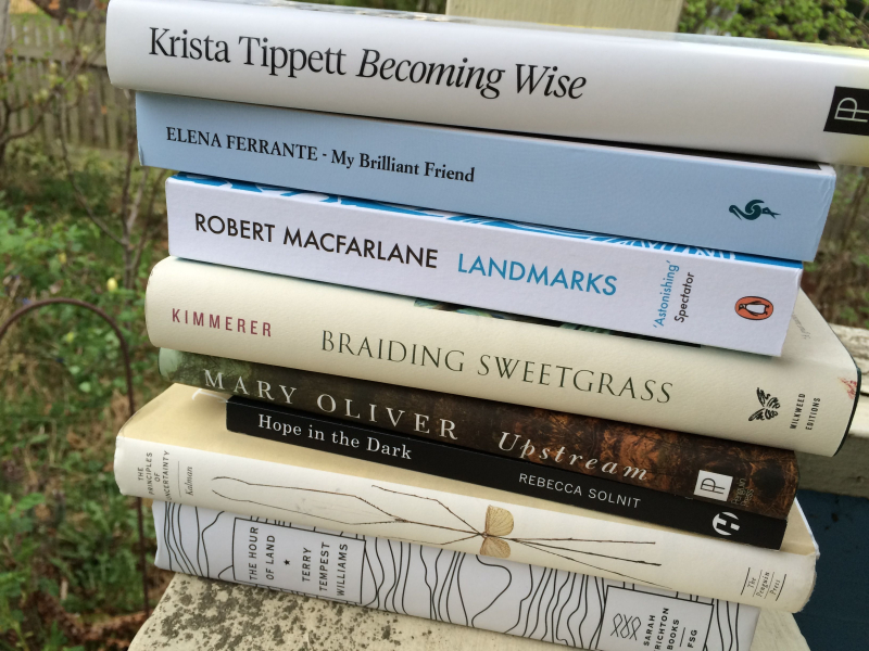 Books I am currently reading or will read sooner