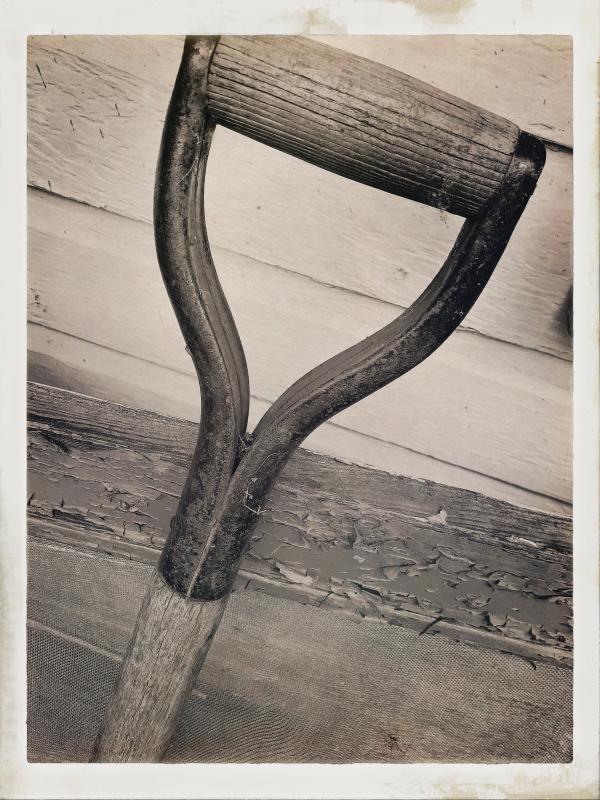 altered, shovel