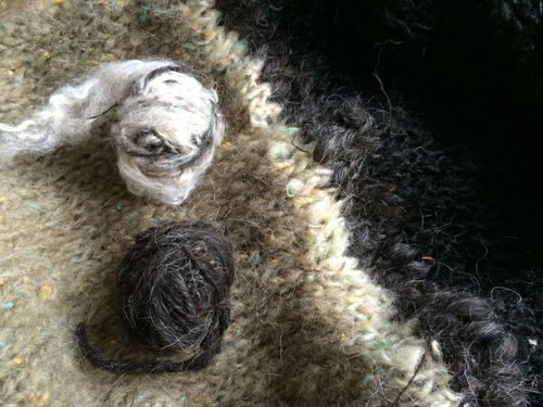 Wool embrace