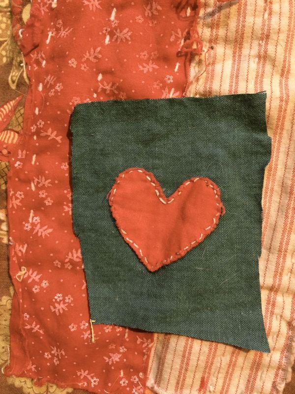 Heart square