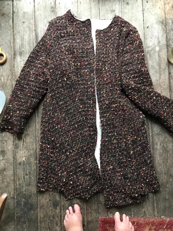 coat making