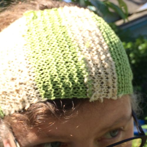 Finished head band