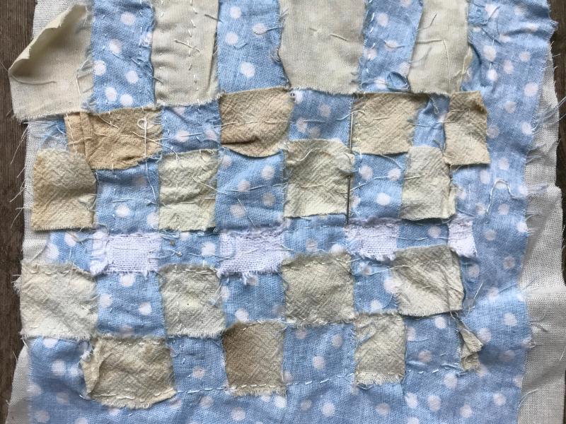 woven fabric-Spirit cloth technique