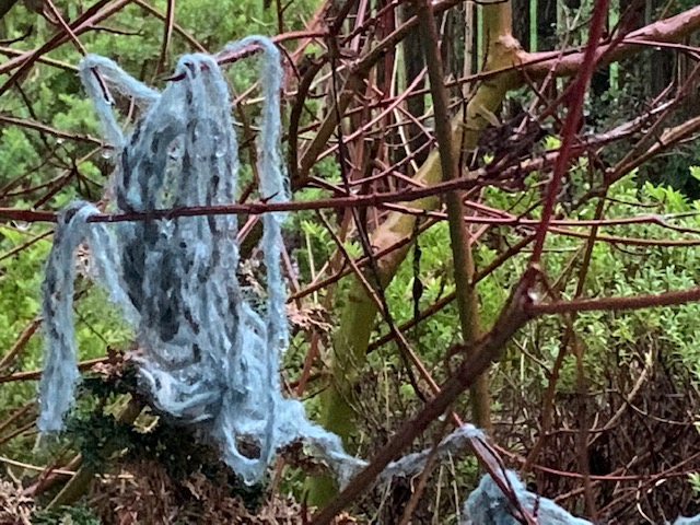Yarn in the tree