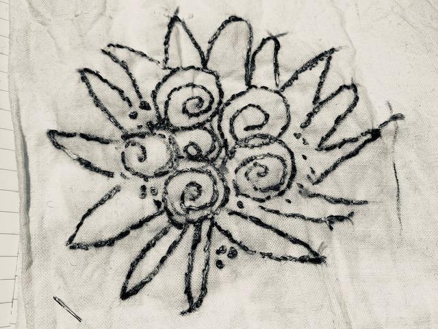 Stitch lines