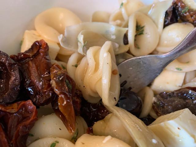 Winter pasta