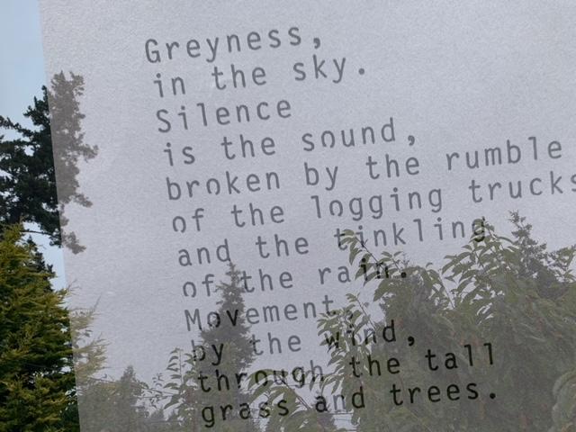 A bit of poem